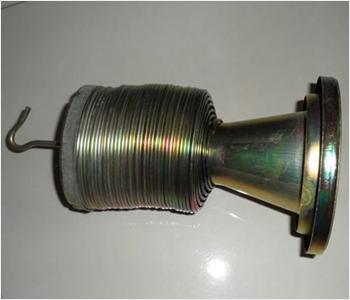 弹簧骨架是外滤式万博manbetx官方下载必备配套产品,它分有文氏管和无文氏管两种,具有一定的伸缩性.