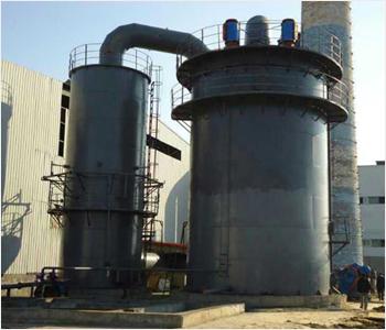 沥青烟气净化装置用于橡胶沥青生产过程中产生的油烟废气的净化.