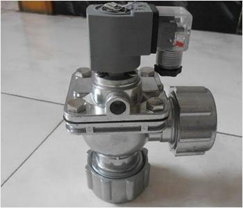 速连式电磁脉冲阀亦称隔膜阀是脉冲袋式万博manbetx官方下载清灰喷吹系统的压缩空气